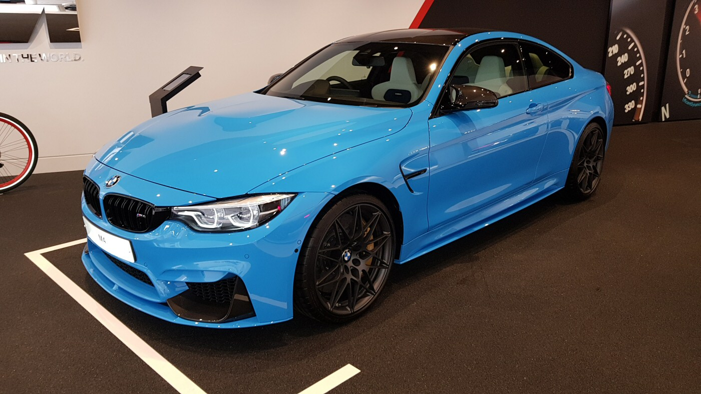 Cielreveur 19 Lovely Bmw M4 White On Black